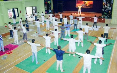 International Yoga Day 21 June 2018